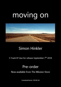 Simon Hinkler - Moving On